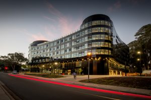 Student Accommodation - Australian National University