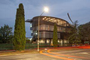 Manuka Oval Media Centre