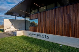 Shaw Winery Cellar Door